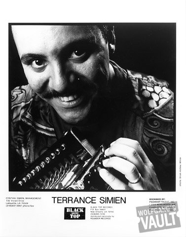 Terrance SimienPromo Print