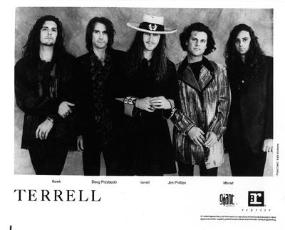 Terrell Promo Print
