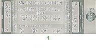 Tesla Vintage Ticket
