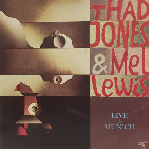 Thad Jones Vinyl (Used)