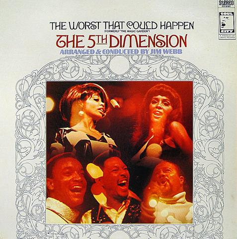The 5th Dimension Vinyl (Used)