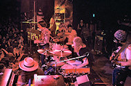 The Allman Brothers Band Fine Art Print
