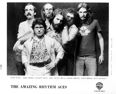 The Amazing Rhythm Aces Promo Print