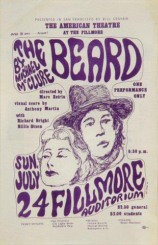 The American Theatre Handbill