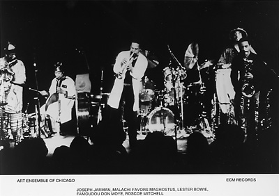 The Art Ensemble of Chicago Promo Print
