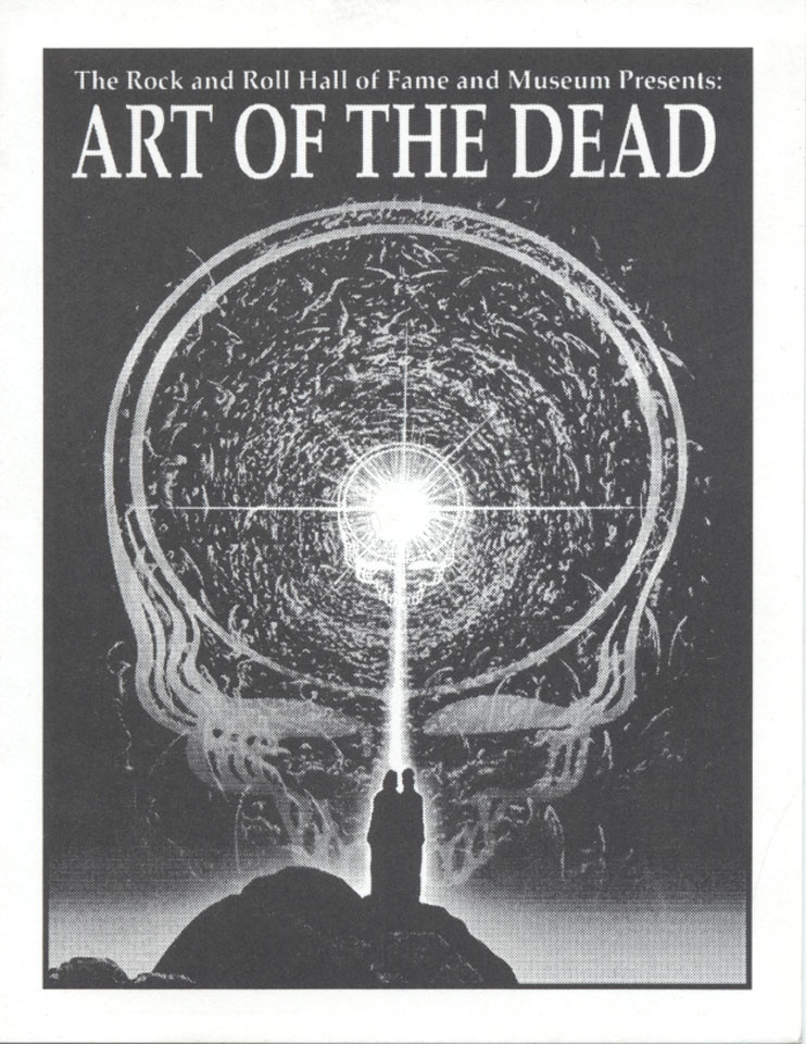 The Art Of The Dead Postcard