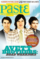 The Avett Brothers Paste Magazine