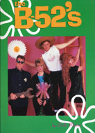The B-52's Book
