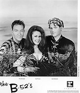 The B-52's Promo Print