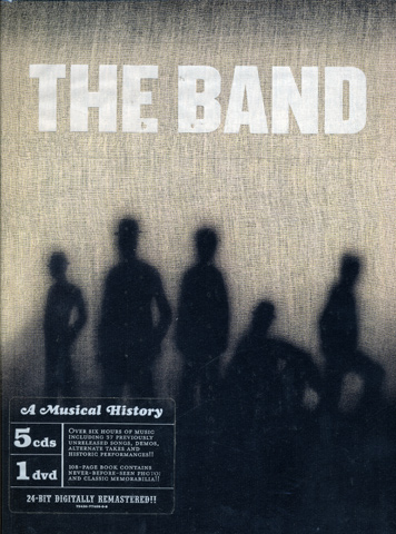 The Band Box Set
