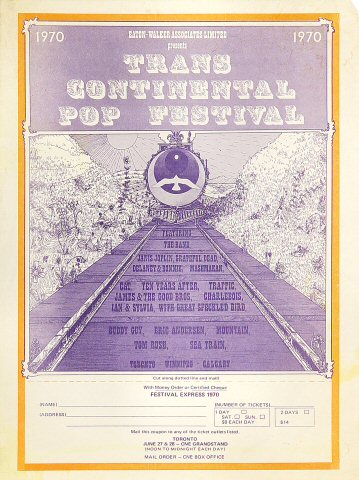 The BandHandbill