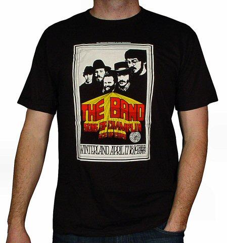 The Sons of Champlin Men's Retro T-Shirt