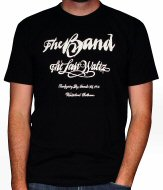 Bob Dylan &amp; The Band Men's Retro T-Shirt