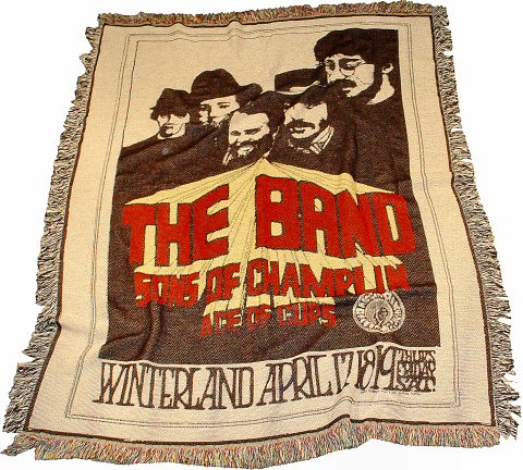 The Band Retro Afghan
