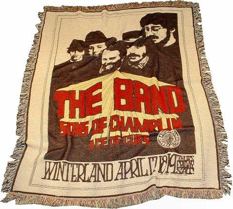 The Sons of Champlin Retro Afghan