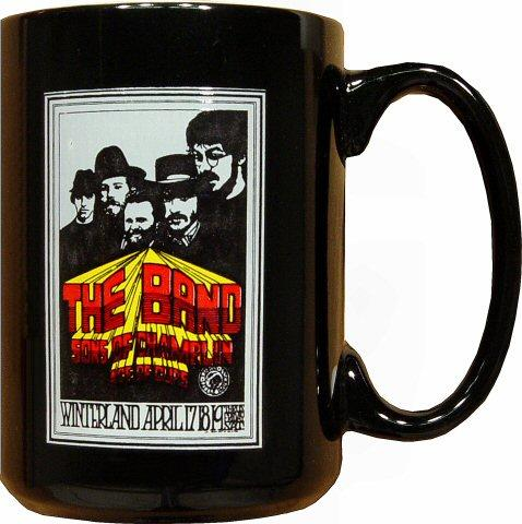 The Band Retro Mug