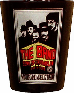 The Band Shotglass