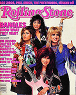 The Pretenders Rolling Stone Magazine
