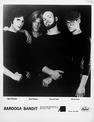 The Barooga BanditPromo Print