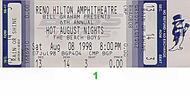 The Beach Boys 1990s Ticket