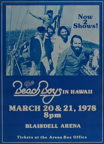 The Beach BoysPoster