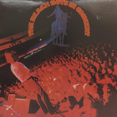 The Beach Boys Vinyl (Used)