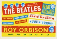 Roy Orbison Postcard