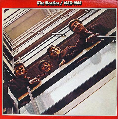The Beatles Vinyl (Used)