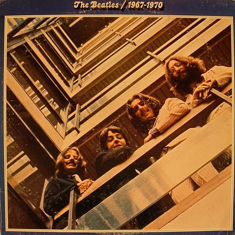 The Beatles Vinyl (Used)