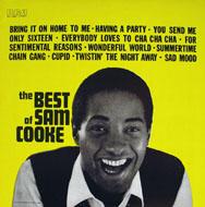 "The Best Of Sam Cooke Vinyl 12"" (Used)"