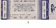 Bruce Hornsby 1990s Ticket
