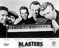 The Blasters Promo Print