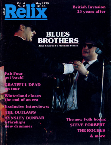 The Blues Brothers Magazine