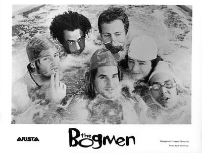 The Bogmen Promo Print