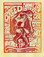 The Breed Handbill