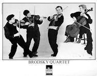 The Brodsky Quartet Promo Print