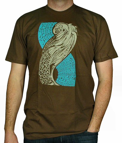The Byrds Men's Retro T-Shirt
