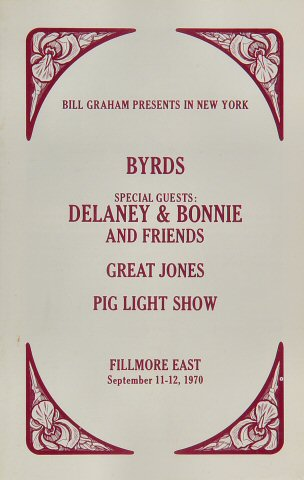 The Byrds Program