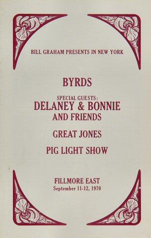 Delaney & Bonnie Program
