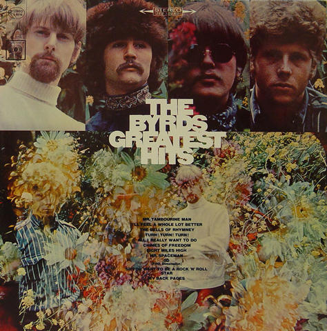 The Byrds Vinyl (Used)
