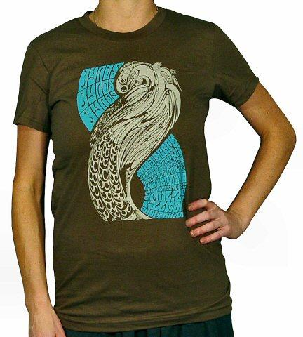 The Byrds Women's Retro T-Shirt