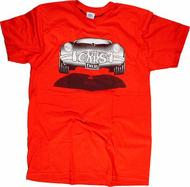 The Cars Men's Retro T-Shirt