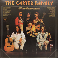 The Carter Family Vinyl (New)
