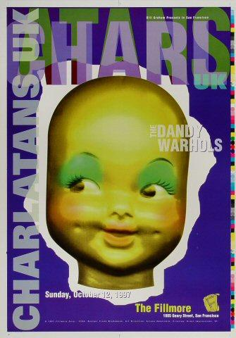 The Charlatans UK Proof