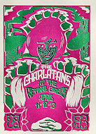 The Charlatans Postcard