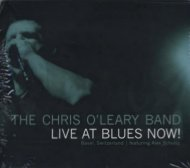 The Chris O'Leary Band CD