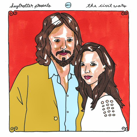 The Civil Wars / The LumineersVinyl