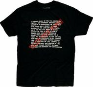 The Clash Men's Retro T-Shirt