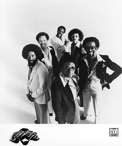 The Commodores Promo Print