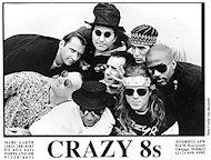 The Crazy 8's Promo Print